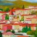 Le village - 65x54 ( 2015)