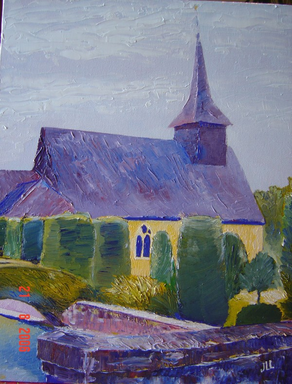 Eglise normande