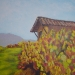 Cadole de Clochemerle  - huilèe 47 x 38