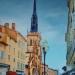 Rue Nat à Villefranche/Saone